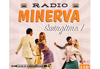 VARIOUS - Radio Minerva - Swingtime CD