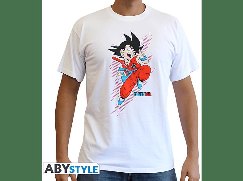 Dragonball - Goku Young T-Shirt Größe XL