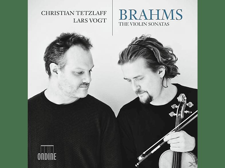 Vogt,Lars/Tetzlaff,Christian - Violinsonaten [CD]