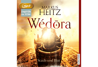 Wédora - Staub und Blut - 2 MP3-CD - Science Fiction/Fantasy