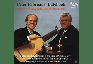 Ulrik Cold, Kristian Buhl-mortensen - Peter Fabricius' Lautenbuch  - (CD)