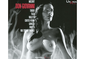 VARIOUS - Don Giovanni - (CD)