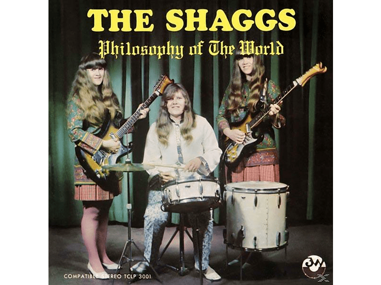 The Shaggs - Philosophy Of The World [CD]