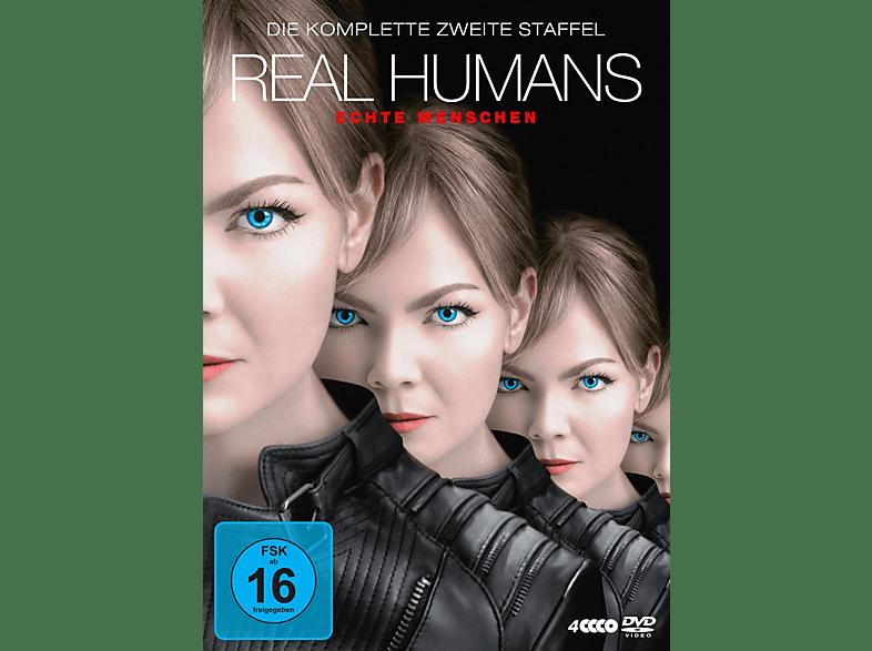 Real Humans - Echte Menschen - 2. Staffel [DVD]