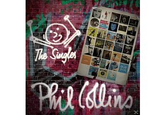 Phil Collins - Singles - (CD)