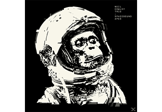 Neil Trio Cowley - Spacebound Apes - (CD)