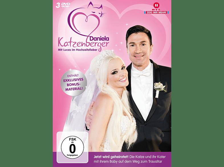 Daniela Katzenberger - Mit Lucas im Hochzeitsfieber [DVD]