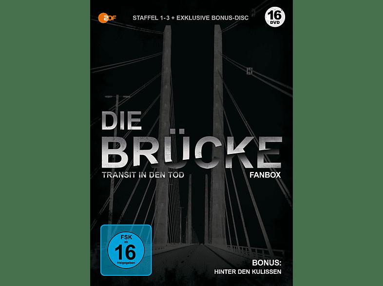 Die Brücke-Transit In Den Tod - Staffel 1-3 (Fanbox) [DVD]