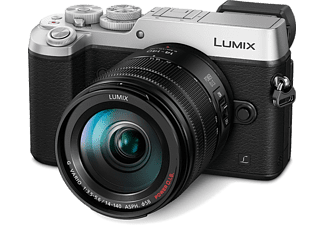 PANASONIC Hybride camera Lumix DMC-GX80 + 14-140 mm