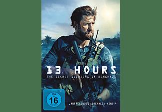 13 Hours: The Secret Soldiers of Benghazi DVD