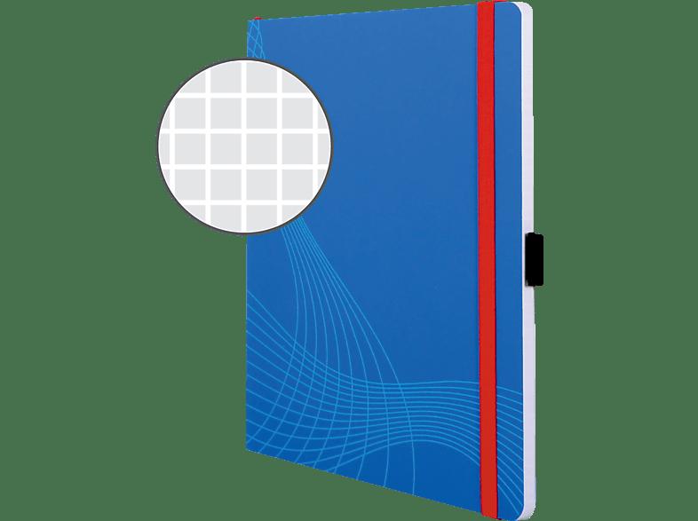 AVERY ZWECKFORM 7041 Softcover Notizbuch DIN A5 kariert