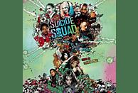 VARIOUS, Steven Price - Suicide Squad/OST Score [CD]