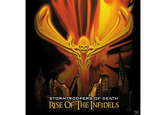 Stormtroopers Of Death - Rise Of The Infidels  - (CD)