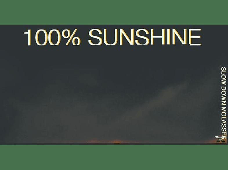Slow Down Molasses - 100% Sunshine (Digi-Sleeve) [CD]
