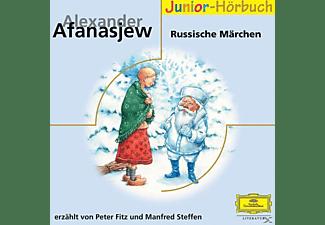Steffen,Manfred/Matic,Peter - Russische Märchen  - (CD)
