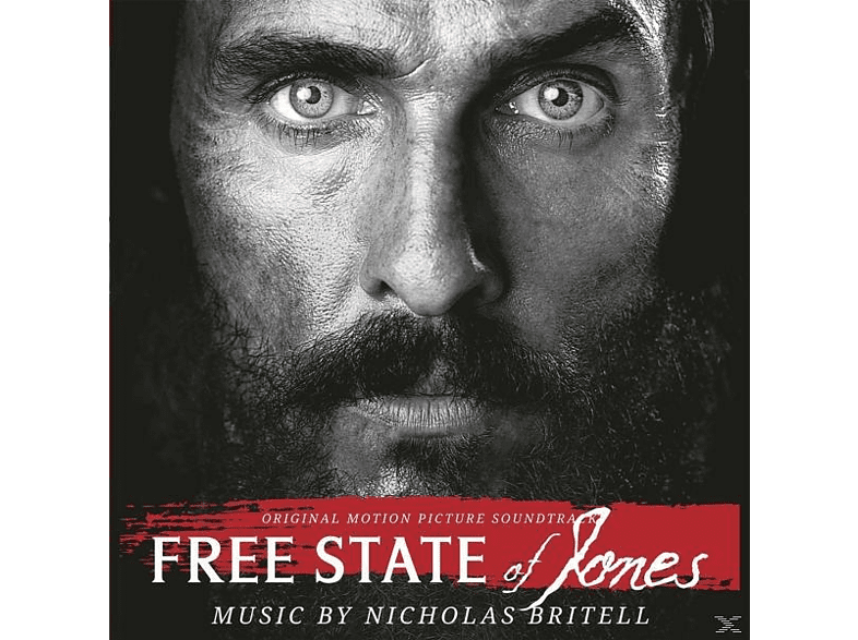 O.S.T. - Free State Of Jones (Nicholas Brite [Vinyl]