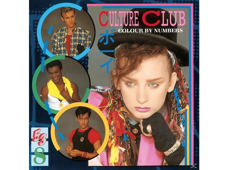 Culture Club - Colour By Numbers [Vinyl]