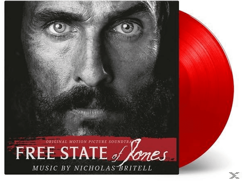 VARIOUS - Free State Of Jones (Nicholas Brite [Vinyl]
