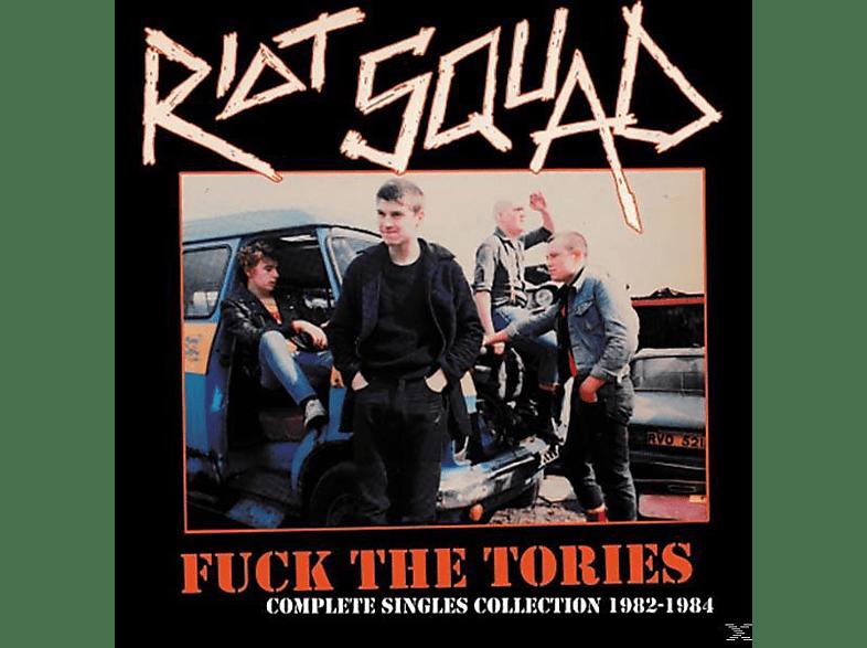 Riot Squad - Fuck The Tories: Complete Singles C [Vinyl]
