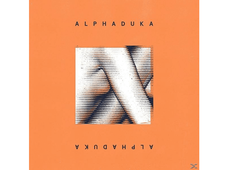 Alphaduka - Alphaduka [CD]
