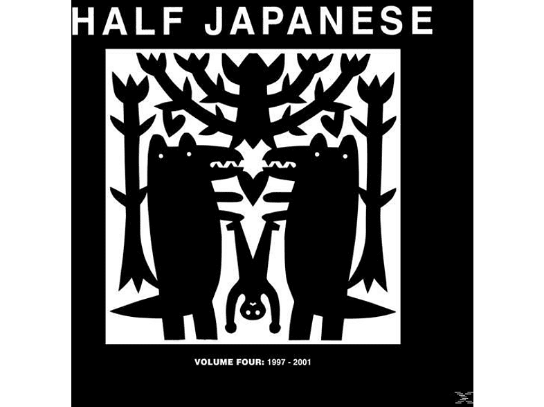Half Japanese - Vol.4 1997-2001 [CD]