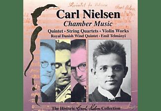 VARIOUS - Carl Nielsen: Chamber Music - Volume 4  - (CD)