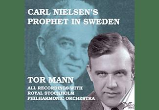 Royal Stockholm Philharmonic Orches - Nielsens Prophet In Schweden  - (CD)
