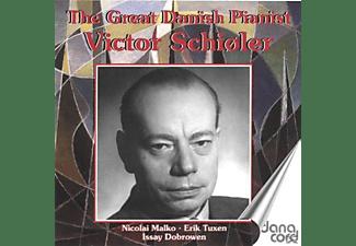 The Great Danish Pianist Victor Schioler