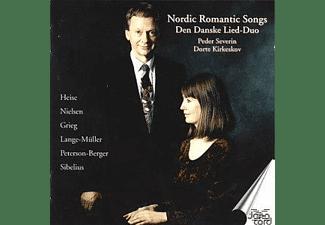 Peder Severin, Dorte Kirkesko - Nordische romantische Lieder  - (CD)