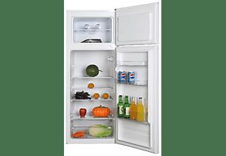 Frigorífico dos puertas - Teka FTM 240, 207 l, Descongelación automática, 4 bandejas de cristal
