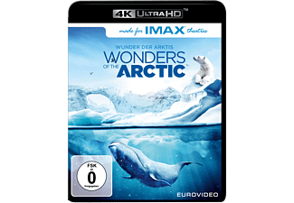 Wonders of the Arctic 4K Ultra HD Blu-ray