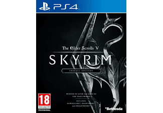 The Elder Scrolls V - Skyrim Special Edition NL/FR PS4
