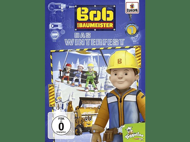 Bob der Baumeister - Vol. 7: Das Winterfest [DVD]