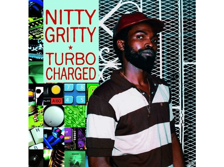 Nitty Gritty - Turbo Charged [Vinyl]