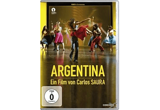 Argentina DVD