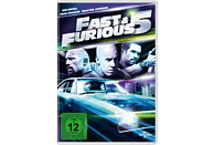 Fast & Furious 5 (Media Markt Exklusiv) [DVD]