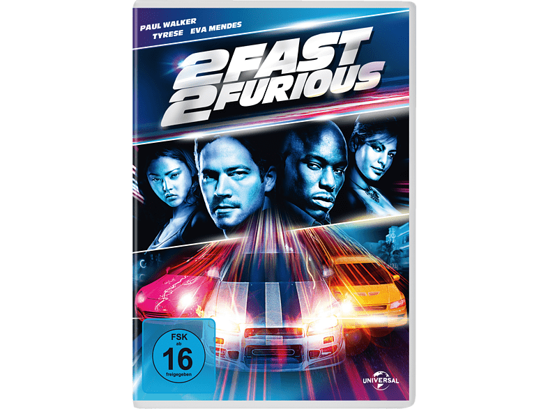 2 Fast 2 Furious (Media Markt Exklusiv) [DVD]