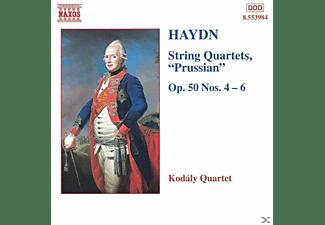 Kodaly Quartett - Preussische Quartette op.50,4-6  - (CD)