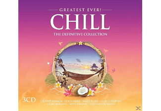 VARIOUS - Chill-Greatest Ever  - (CD)