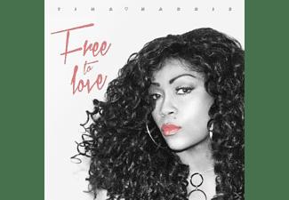 Tina Harris - Free To Love  - (CD)