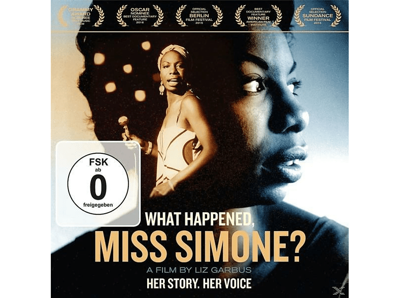 Nina Simone - What Happened, Miss Simone? [DVD + CD]