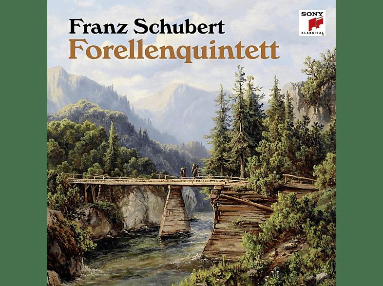 VARIOUS - Franz Schubert: Forellenquintett [CD]