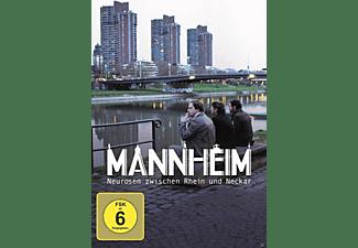 MANNHEIM - Neurosen zwischen Rhein und Neckar DVD