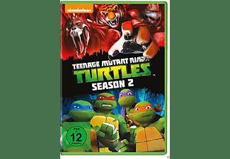 Teenage Mutant Ninja Turtles – Staffel 2 DVD