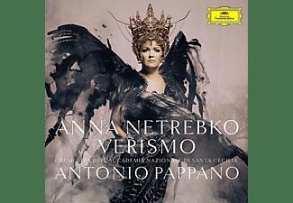 Anna Netrebko, Orchestra Del L'Accademia Nazionale Di Santa Cecilia - Verismo [CD]