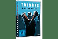 Tremors 1-4 [DVD]