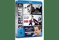 Green Zone, Der Plan, Promised Land [Blu-ray]