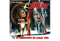 Larry Brent, VARIOUS - Die Mörderpuppen der Madame Wong (22) - (CD)