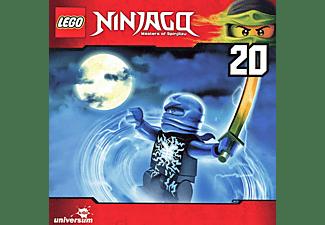 Lego Ninjago - Masters Of Spinjitzu - Lego Ninjago (Cd20)  - (CD)