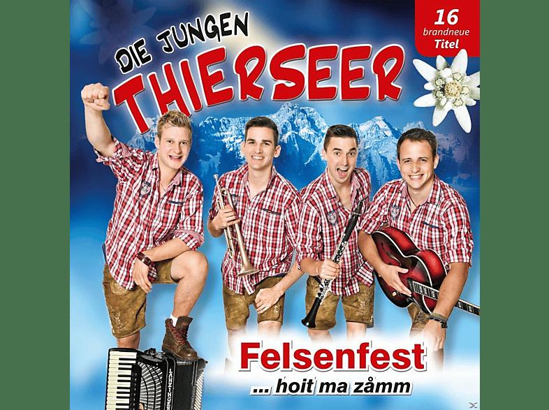Die Jungen Thierseer - Felsenfest...hoit ma zamm [CD]